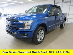 2018 Ford F-150 Truck SuperCrew Cab 1FTFW1E14JFE03655