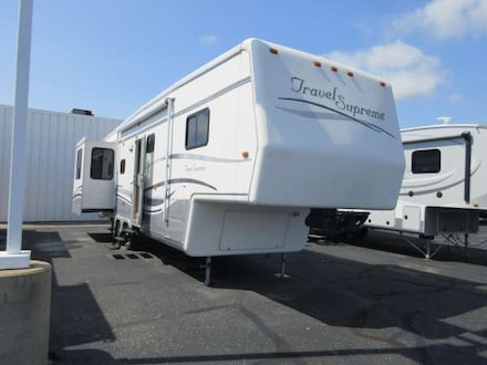 2004 Travel Supreme 36 Rltso Fifth Wheels