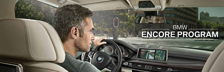 The BMW Encore Program at Kendall BMW of Bend, Oregon