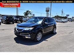 2013 Acura MDX 3.7L Advance Package (A6) SUV