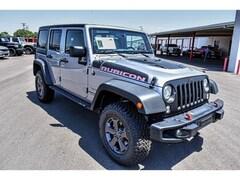 2018 Jeep Wrangler Unlimited WRANGLER JK UNLIMITED RUBICON RECON 4X4 Sport Utility