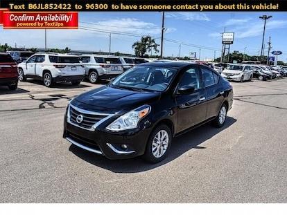 Used 2018 Nissan Versa For Sale at Bender Chrysler Dodge