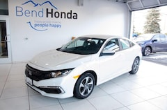 New 2019 Honda Civic LX Sedan For Sale in Bend, OR