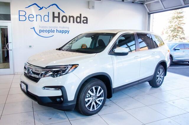 2019 Honda Pilot EX-L w/Navi & RES AWD SUV
