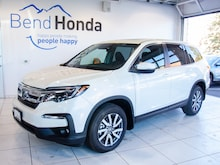 New 2019 Honda Pilot EX-L w/Navi & RES AWD SUV Bend, OR