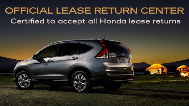 Bend Honda Lease Return Center Return Your Car Lease