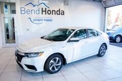 New 2019 Honda Insight EX Sedan For Sale in Bend, OR