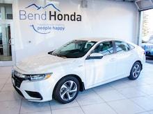 New 2019 Honda Insight EX Sedan Bend, OR