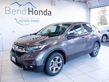 New 2019 Honda CR-V EX AWD SUV Bend, OR