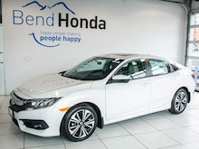 New 2018 Honda Civic EX-T Sedan Bend, OR
