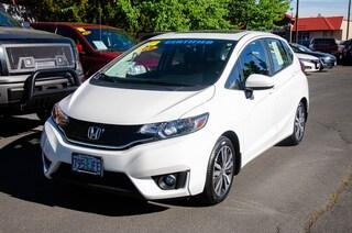 Certified Pre-Owned 2016 Honda Fit EX Hatchback Bend, OR