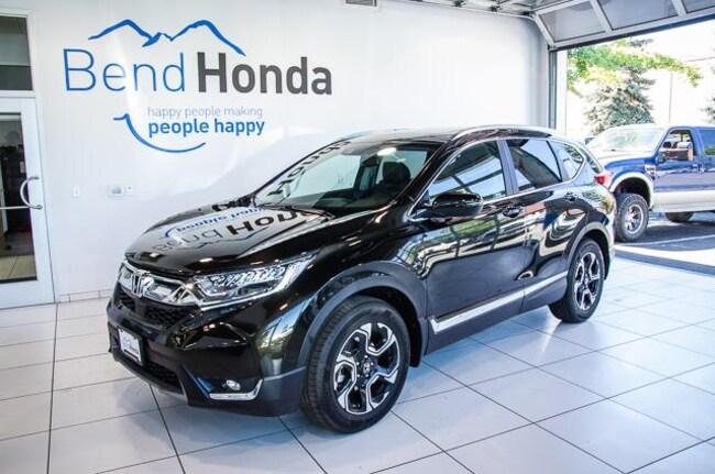New 2018 Honda CR-V Touring AWD SUV Bend, OR