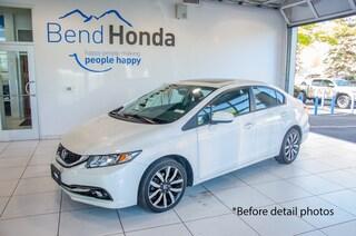 Used 2015 Honda Civic EX-L w/Navi Sedan Bend, OR