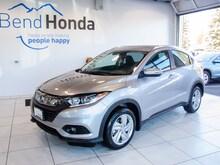 New 2019 Honda HR-V EX-L AWD SUV Bend, OR