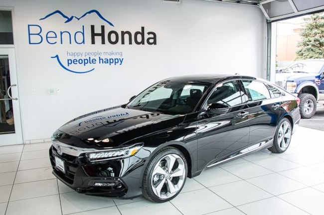 New 2018 Honda Accord Touring 2.0T Sedan Bend, OR