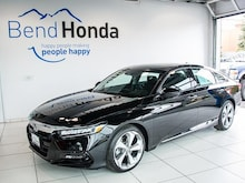 New 2018 Honda Accord Touring 2.0T Sedan Bend, OR
