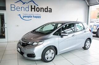 New 2018 Honda Fit LX Hatchback Bend, OR