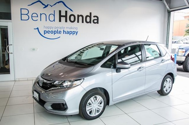 New 2018 Honda Fit LX Hatchback Bend, OR