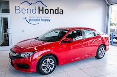 New 2018 Honda Civic LX Sedan For Sale in Bend, OR