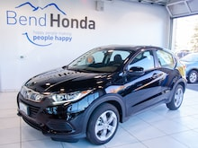 New 2019 Honda HR-V LX AWD SUV Bend, OR