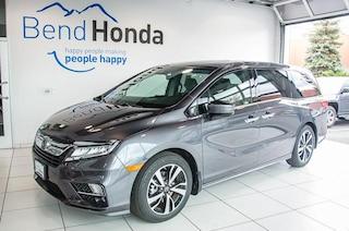 New 2018 Honda Odyssey Elite Van Bend, OR