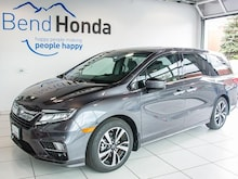 New 2018 Honda Odyssey Elite Van Bend, OR
