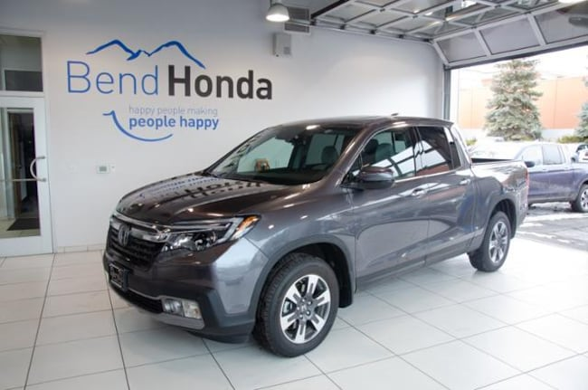 Certified Pre-Owned 2019 Honda Ridgeline RTL-E AWD Truck Crew Cab Bend, OR