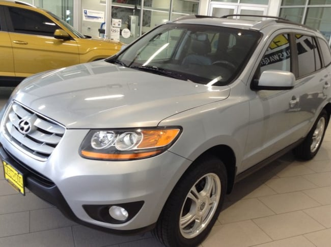 Used 2010 Hyundai Santa Fe Limited For Sale In Bend Or