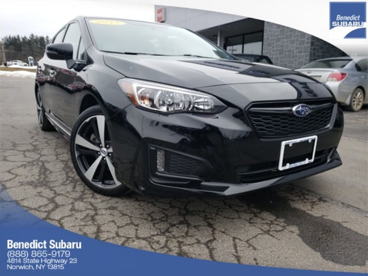 2017 Subaru Impreza 2.0i Sport Hatchback