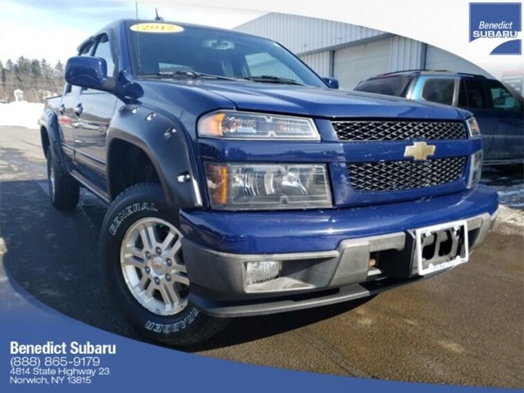 2012 Chevrolet Colorado 1LT Truck
