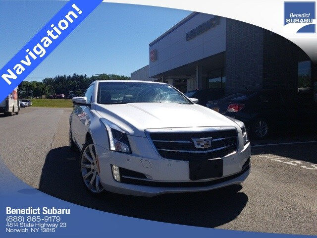 2016 Cadillac ATS 2.0L Turbo Luxury Coupe