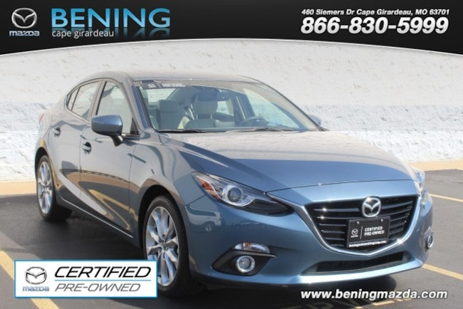 2016 Mazda Mazda3 s Grand Touring Sedan