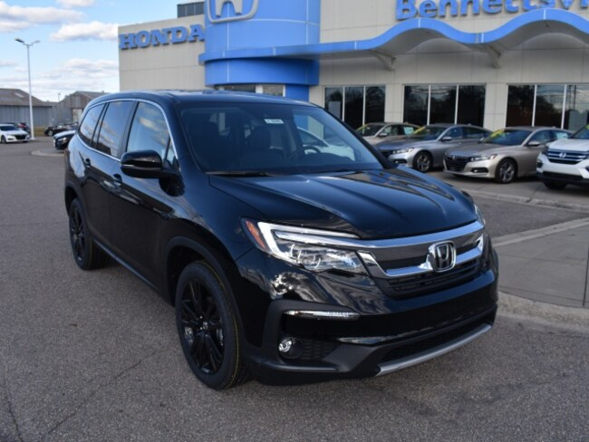 New 2019 Honda Pilot EX-L AWD SUV Bennettsville