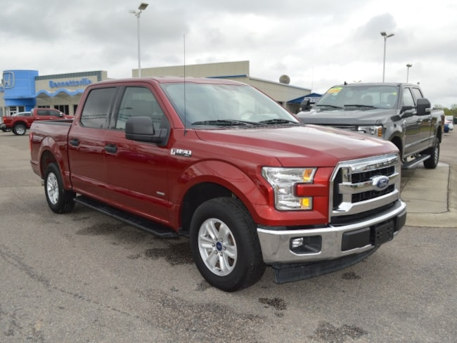 Used 2017 Ford F-150 Truck SuperCrew Cab Bennettsville