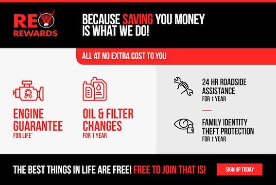 Honda Rev Rewards Program - Bennettsville Honda Dealership