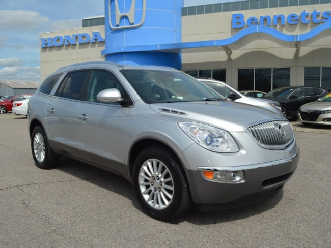 Used 2012 Buick Enclave Leather SUV Bennettsville