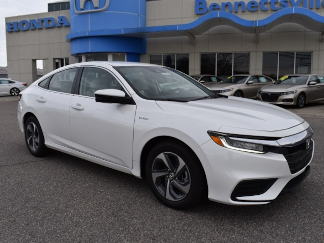 New 2019 Honda Insight EX Sedan Bennettsville
