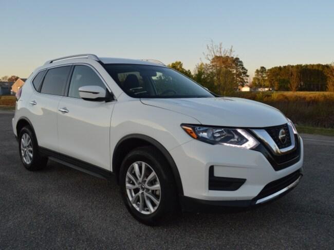 Used 2018 Nissan Rogue SV SUV Bennettsville