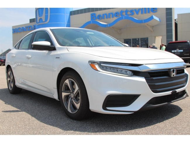 New 2019 Honda Insight EX Sedan Bennettsville