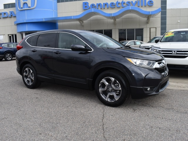 New 2019 Honda CR-V SUV Gunmetal for Sale in Bennettsville