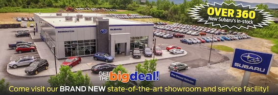 Bennington Subaru: Subaru Dealership Bennington VT   Near Troy
