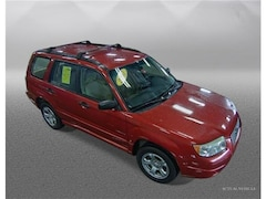 2007 Subaru Forester 2.5 X All-wheel Drive SUV