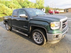2015 GMC Sierra 1500 SLT 4x4 Double Cab 6.6 ft. box 143.5 in. WB Truck Double Cab