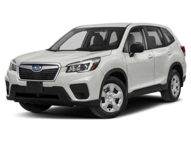 New 2019 Subaru Forester Limited SUV in Bennington, VT