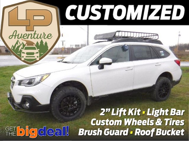 Lifted Subaru Outback For Sale