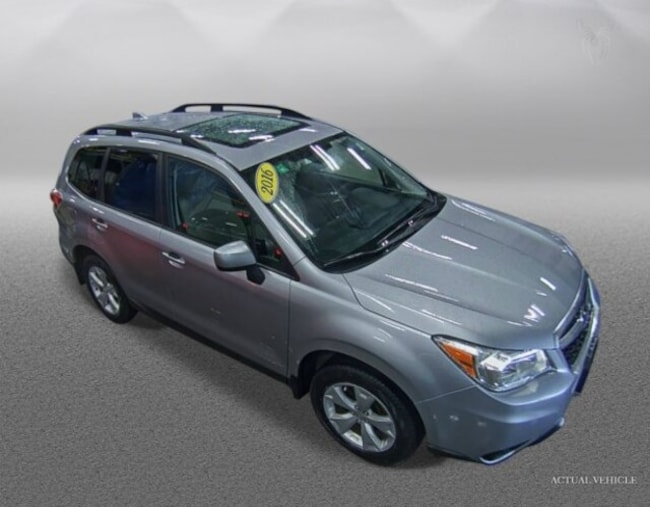 Used 2016 Subaru Forester 2.5i Premium SUV in Bennington, VT
