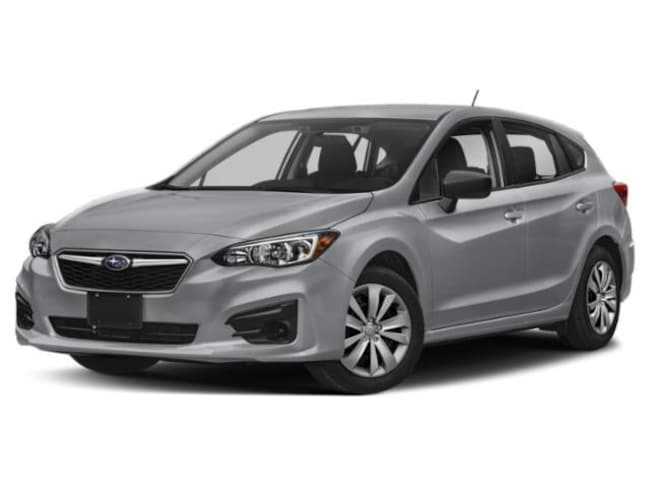 New 2019 Subaru Impreza 2.0i Premium 5-door in Bennington, VT