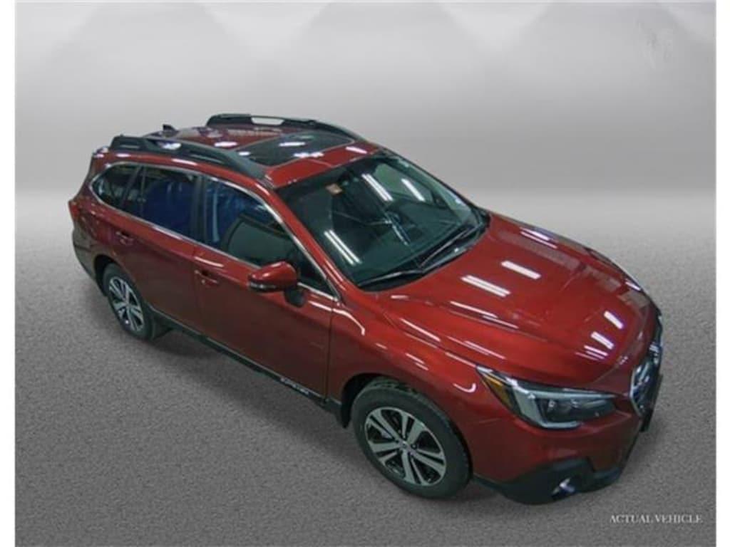 New 2019 Subaru Outback For Sale Bennington Vermont Vin