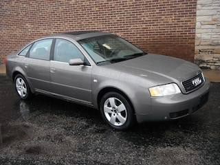 2002 Audi A6 2.7T Sedan