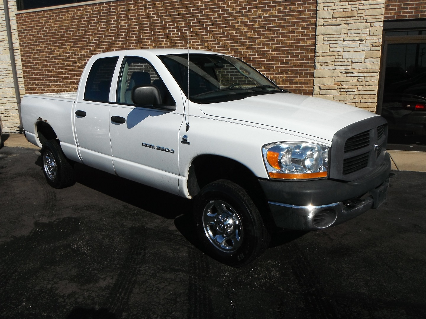 2006 dodge ram 2500 trx4 off road quad cab 4wd for sale cargurus. Black Bedroom Furniture Sets. Home Design Ideas
